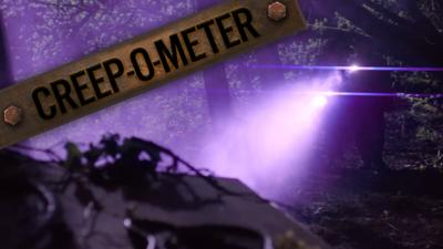 Creeped Out - Spaceman Creep-o-meter