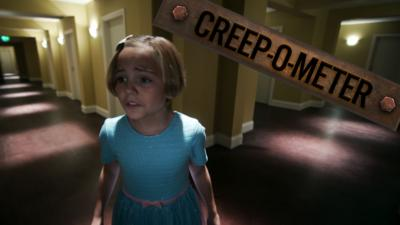 Creeped Out - The Many Place Creep-o-meter