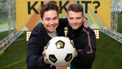 MOTD Kickabout - Apply to Match of the Day: Can You Kick It?