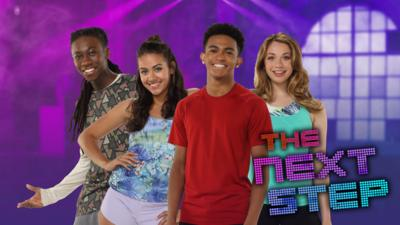 The Next Step - Ask The Next Step cast anything!