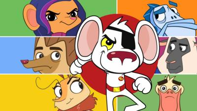 Danger Mouse - Which Danger Agent are you?
