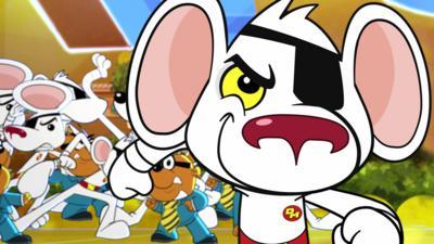 Danger Mouse - Danger Mouse: Clone Spotter