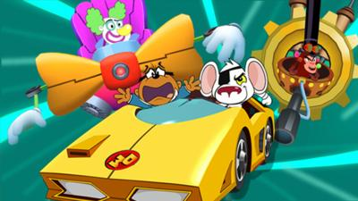 Danger Mouse - Danger Mouse Full Speed Extreme Turbo