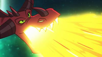 Danger Mouse - The Queen of Weevils heats things up