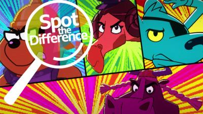 Danger Mouse - Spot the Difference Extreme: Danger Mouse 3