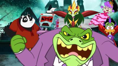 Danger Mouse - Which Danger Mouse villain are you?