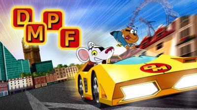Danger Mouse - Danger Mouse: Secret Agent Super Spotter