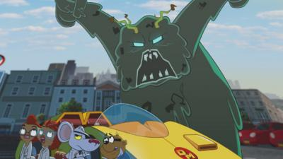 Danger Mouse - The mother of all disasters