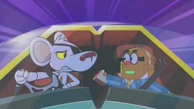 Danger Mouse - Robo-Penfold