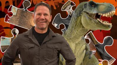 Deadly Dinosaurs - Jigsaw: Deadly Dinosaurs