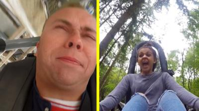 The Dengineers - Joe and Lauren face off on rides