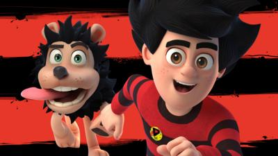 Dennis and Gnasher Unleashed - Dennis & Gnasher Unleashed: Leg It!