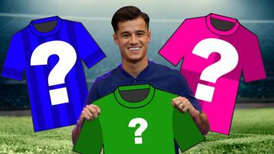 BBC Sport - Design your own football kit