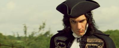 Highwayman Dick Turpin.
