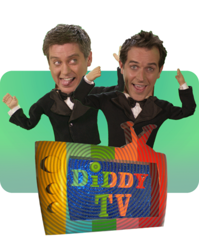 Diddy Dick and Dom