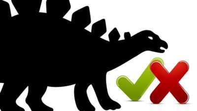 Deadly Dinosaurs - Quiz: Dino or Di-No Way?