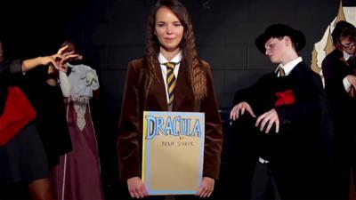 Dixi  - The League of Ordinary Heroes: Dracula