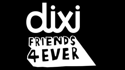 Dixi Friends 4 Ever logo