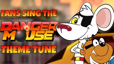 Danger Mouse - You sing the Danger Mouse theme tune
