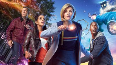 CBBC - Doctor Who: 5 reasons to be excited