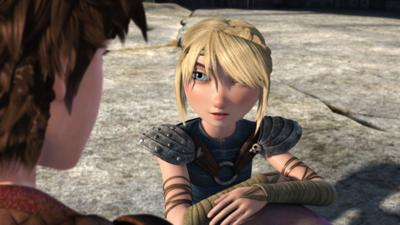 Dragons: Race to the Edge - Has Astrid given up?