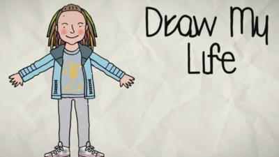 The Dumping Ground - Draw My Life - Sasha