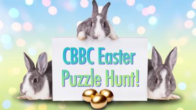 CBBC HQ - CBBC Easter Puzzle Hunt