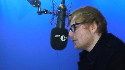 CBBC Official Chart Show - Yasser's Yes Sir Holidays with Ed Sheeran!