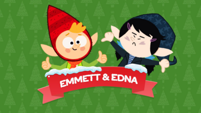 Christmas - Are you more Emmett or Edna?