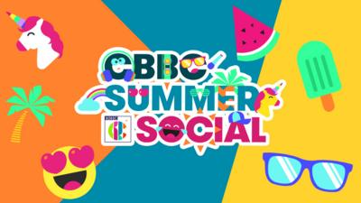 CBBC Summer Social - Quiz: Summer Social in Emojis