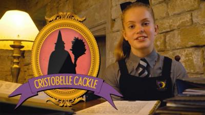 The Worst Witch - Ethel's Hallowed Hall: Cristobelle Cackle