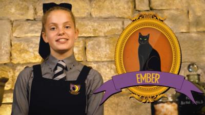 The Worst Witch - Ethel's Hallowed Hall: Ember