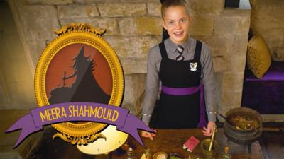 The Worst Witch - Ethel's Hallowed Hall: Meera Shahmould