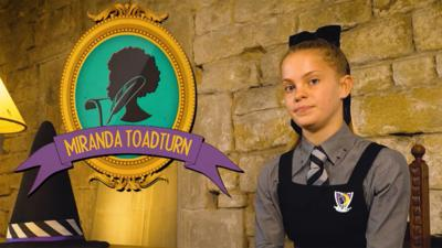 The Worst Witch - Ethel's Hallowed Hall: Miranda Toadturn