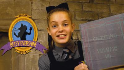 The Worst Witch - Ethel's Hallowed Hall: Betsy Evershine