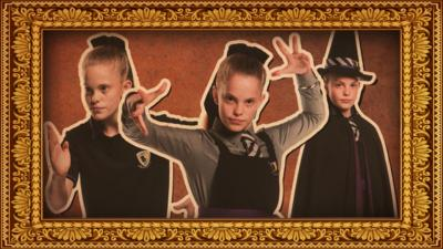 The Worst Witch - Ethel's Hallowed Hall of Magical Fame Sneak Peek