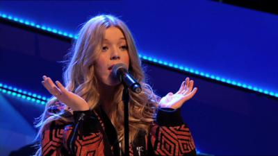 Friday Download - Becky Hill performs Losing