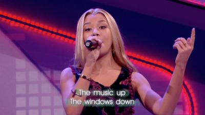 Friday Download - Molly performs Live While We're Young