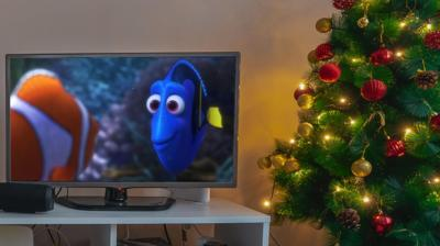 CBBC - Festive Film Finder