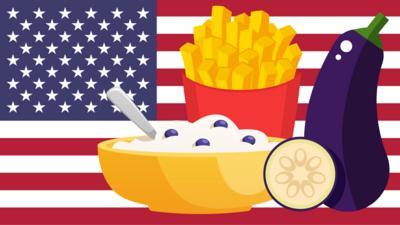 CBBC - Quiz: Food in the U.S. of Ay?!