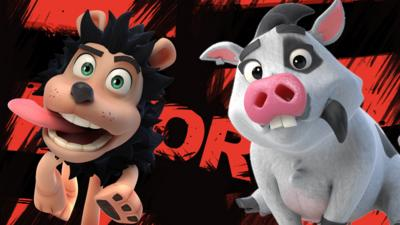 Dennis and Gnasher Unleashed - Are you more Gnasher or Rasher?