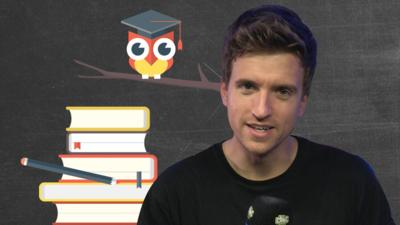 CBBC Official Chart Show - Greg James' Top 5 - School
