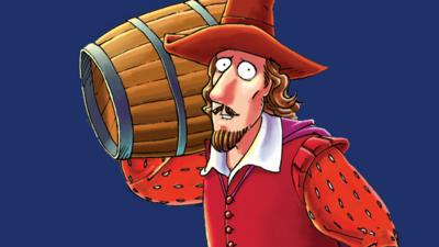 Horrible Histories - Quiz: Guy Fawkes & The Gunpowder Plot