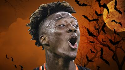 MOTD Kickabout - Pick Your Halloween Dream Team