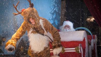 Hank Zipzer - Christmas Catastrophe Preview