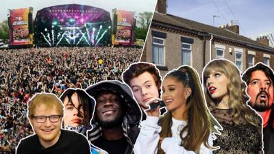 Radio 1 - Who would be the headliner in your house?