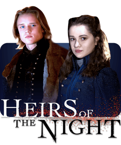The Heirs of the Night logo.