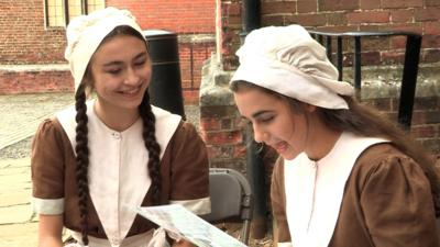 Hetty Feather - Harriet answers your questions