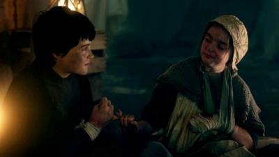 Hetty Feather - Secret Scene - Blanche's Story