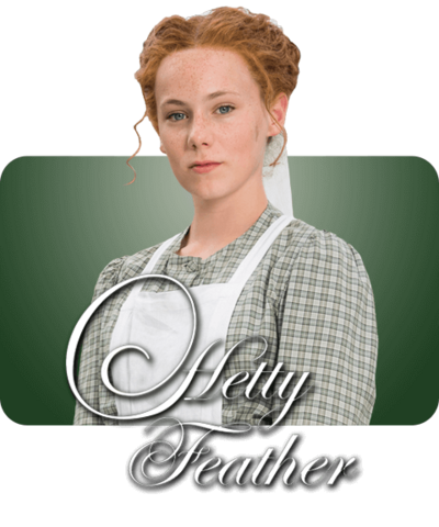 Hetty Feather.